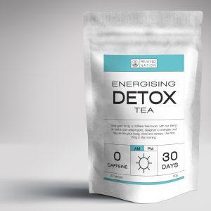 energising detox tea am blend
