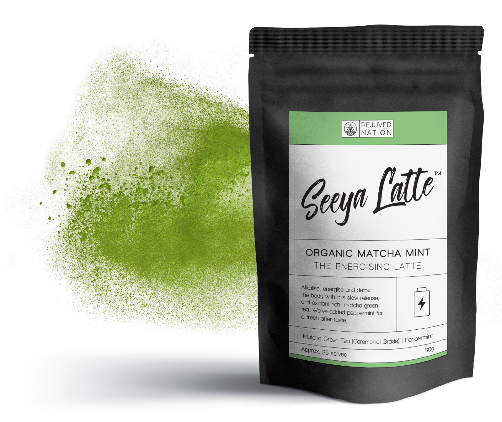Energising Latte
